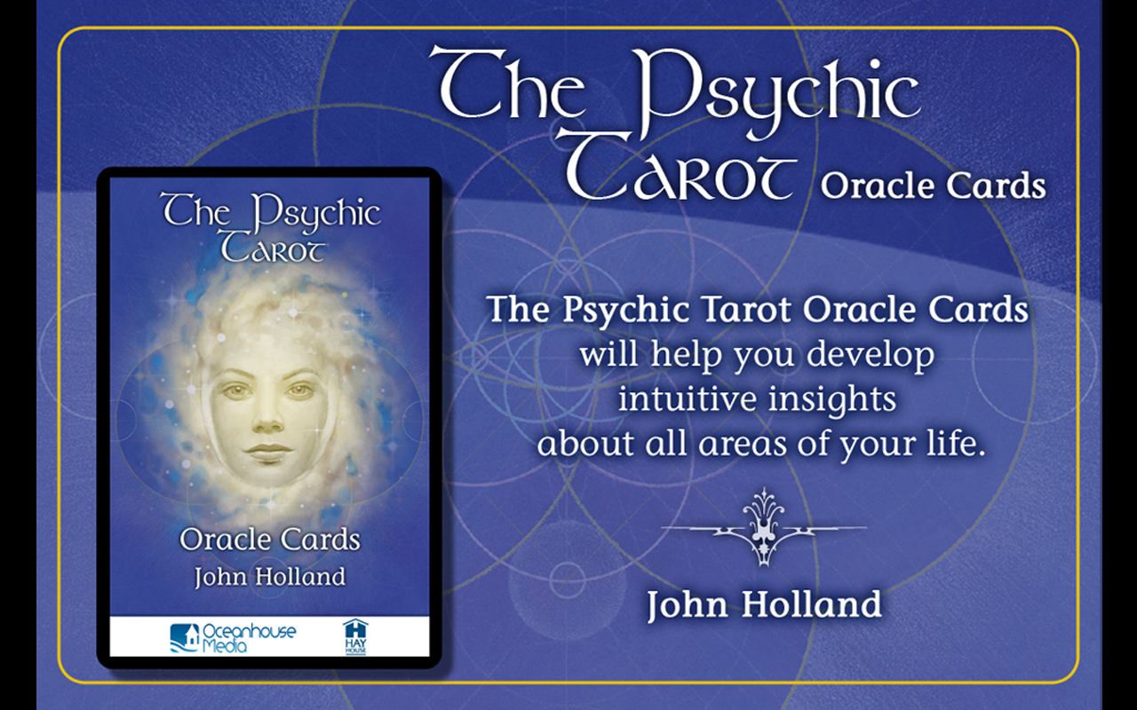 The Psychic Tarot Oracle Cards- screenshot