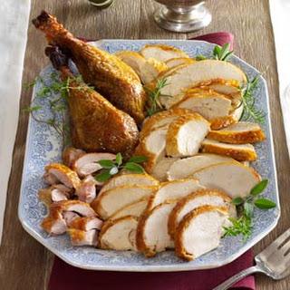 Make-Ahead Turkey and Gravy.