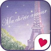 Cute wallpaper★Dawn of Paris