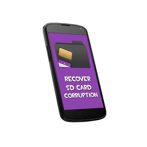 Recover SD Card Corruption