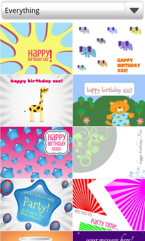 Doodlr - Free Greeting Cards! - screenshot