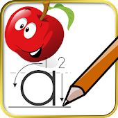 Learn To Write Letters - ABC