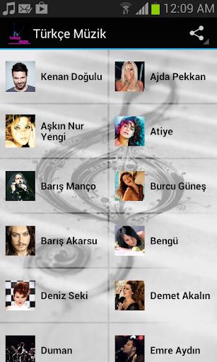 Turkce Muzik