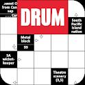 DRUM Crosswords