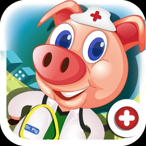 博士豚ズホスピタル - 子供のゲーム 休閒 App LOGO-APP試玩