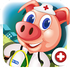 Dr. Pig's Hospital - Kids Game icon