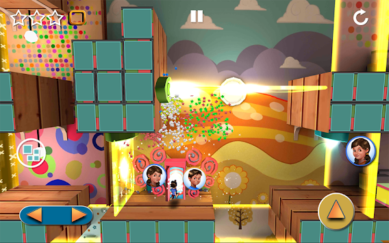 Lost Twins - A Surreal Puzzler APK screenshot thumbnail 6
