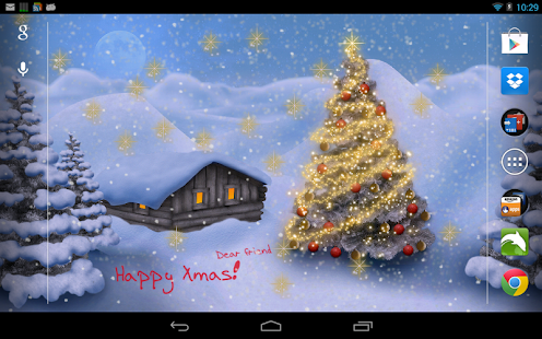 winter live wallpaper android apps auf google play. Black Bedroom Furniture Sets. Home Design Ideas