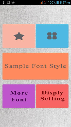 New free Font Style