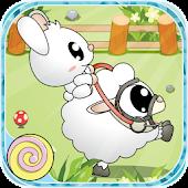 Sheepo Race - Bunny Riders