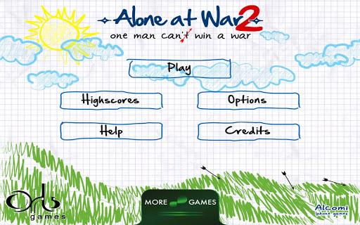Alone At War 2