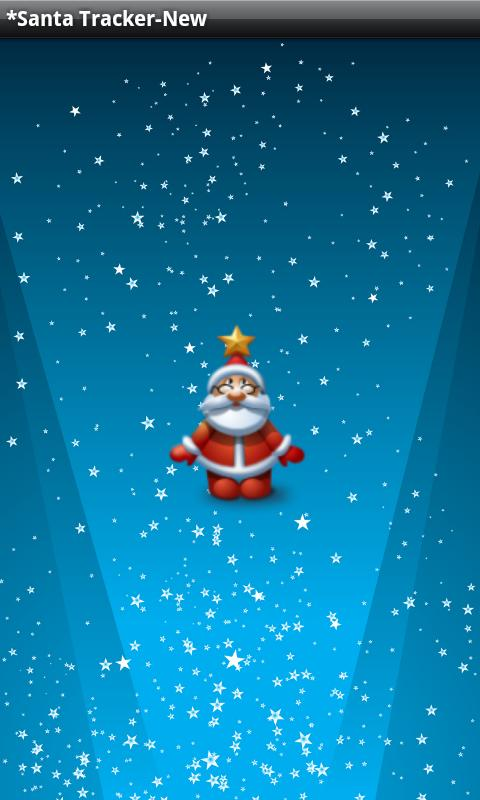 Santa Tracker - 2013 - screenshot