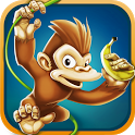 Banana Island –Monkey Kong Run icon
