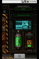 Screenshot of Area 51 Live Wallpaper