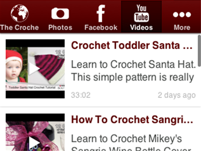 The Crochet Crowd - screenshot thumbnail