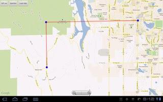 Screenshot of XYZmaps