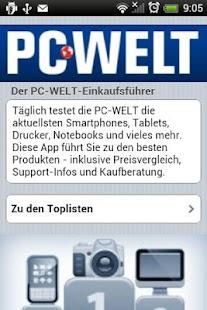PC-WELT-Einkaufsführer