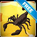 Scorpion Toon Free lwp icon