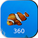 Trial Aquarium 360 LWP icon