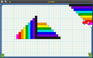Screenshot of NumBlox