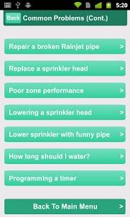 Sprinklers- screenshot thumbnail