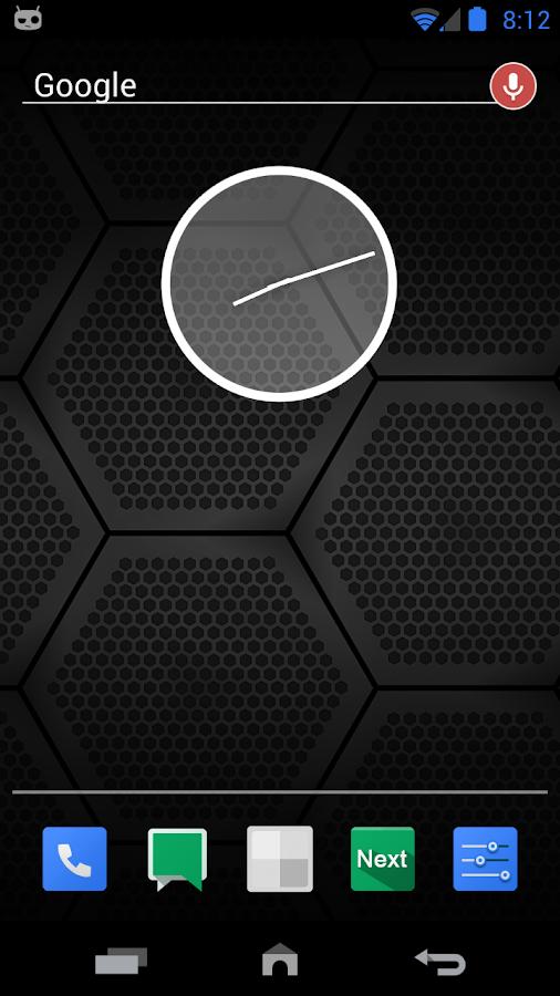 Holoshade - Theme - screenshot