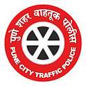 Pune Traffic App icon