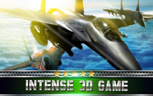 Shadow Enemy : 3D Jet Predator