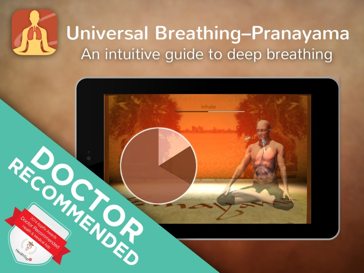 Universal Breathing: Pranayama- screenshot