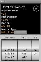 Screenshot of Bolt It