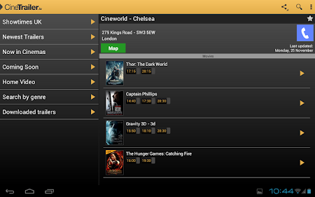 CineTrailer Cinema 3.1.8 screenshot 206345