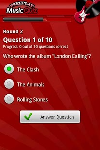 FreePlay Music Quiz- screenshot thumbnail