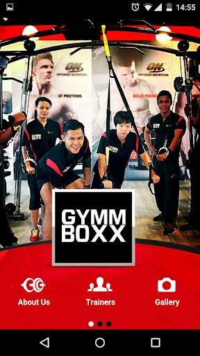 Gymm Boxx