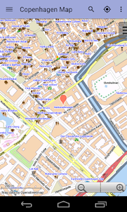 Copenhagen Offline City Map Android Apps On Google Play - Will my us android use google maps in copenhagen