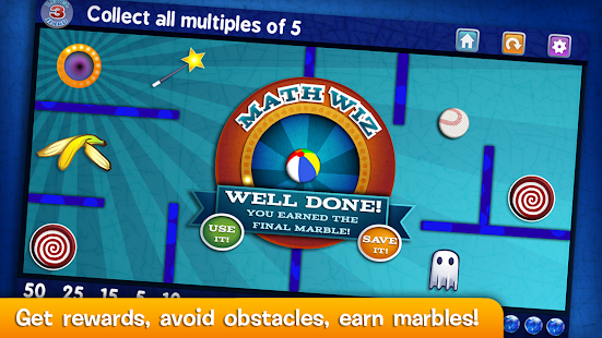 Marble Math Junior- screenshot thumbnail