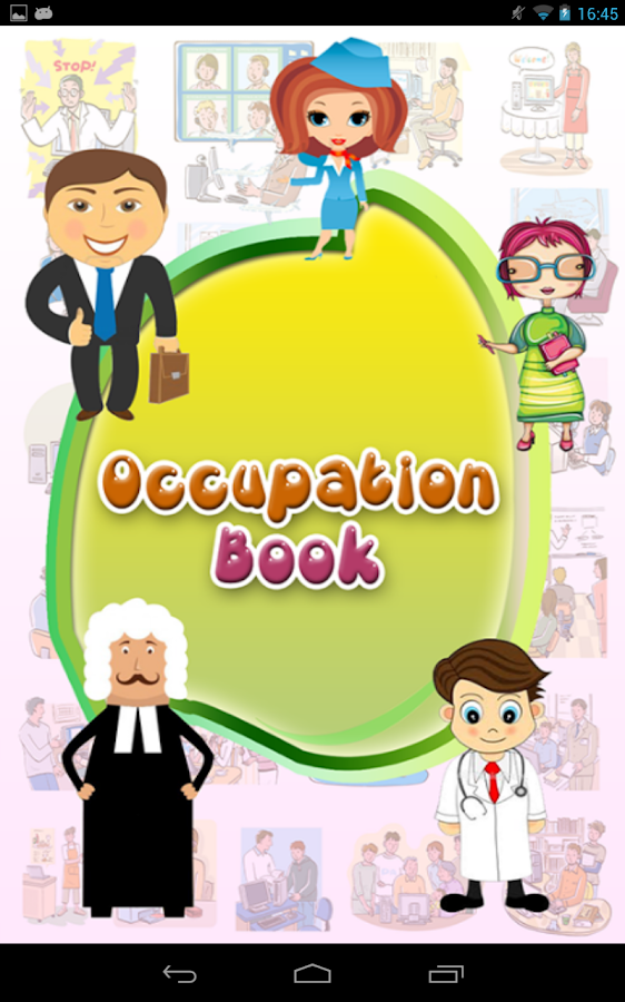 Occupation Book- screenshot