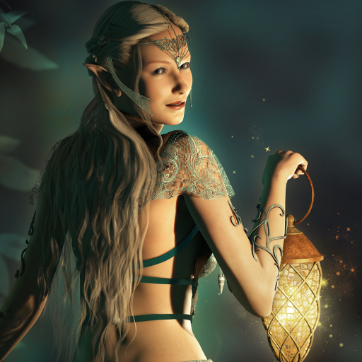 Elfs Fairies live wallpaper