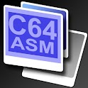 C64 ASM LWP simple logo