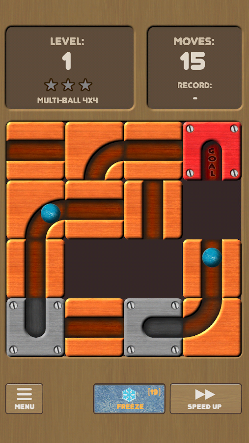 Screenshots of Unroll Me ™- unblock the slots for iPhone
