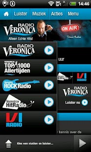 Radio Veronica - screenshot thumbnail