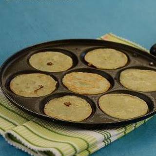 Jaggery Pancakes Using Rice Flour ( Gluten Free )
