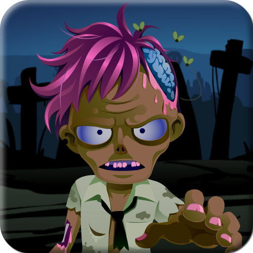 Zombie Smasher - Tap & Smash 動作 App LOGO-APP開箱王