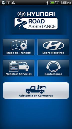 Hyundai Road Assistance