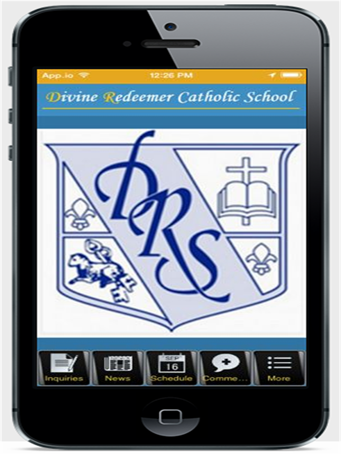 Divine Redeemer School- screenshot