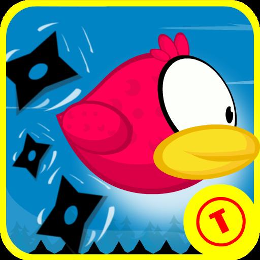 Bouncy Bird 休閒 App LOGO-硬是要APP