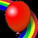Kids game Balloons Rainbow icon