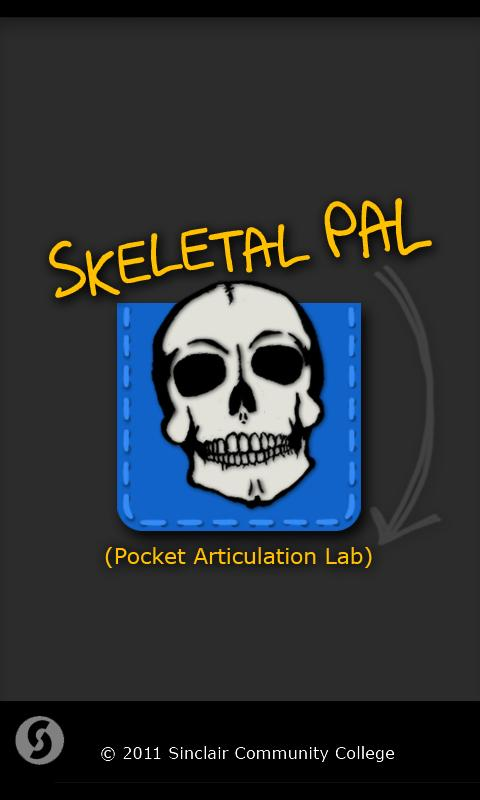 Skeletal PAL- screenshot