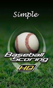 Simple Baseball Scoring HD - screenshot thumbnail