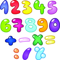 Maths for kids. 4.08