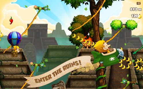 Download Benji Bananas For PC Windows and Mac apk screenshot 8